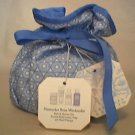 Crabtree Evelyn Nantucket Briar Weekender Bath Body Hands in drawstring tote - original formula