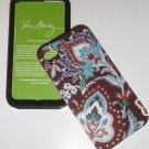 Java Blue Hardshell Case iPhone 4 4S by Vera Bradley - smartphone cell phone cover NIB