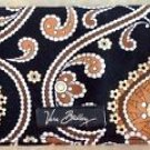 Vera Bradley Checkbook Cover Caffe Latte  NWT Retired checkbook coupon holder FS