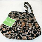 Vera Bradley Hannah small purse handbag Caffe Latte  evening  NWT Retired