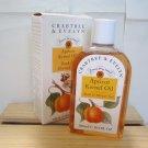 Crabtree-Evelyn Bath Shower Gel Apricot Kernel Oil • HTF 10.1 oz Disc'd body wash
