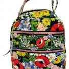 Vera Bradley Let's Do Lunch insulated tote in Poppy Fields NWT Retired  travel cosmetic bottle bag