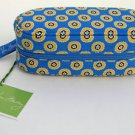 Vera Bradley Zip Sunglass Case Riviera Blue eyeglasses NWT Retired