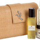 India Hicks Island Living Clutch  Crabtree & Evelyn fragrance body retired
