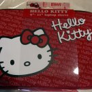 "Hello Kitty 9-11"" Laptop netbook Case neoprene sleeve tablet e-reader case  Sanrio KT4311RW"