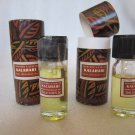 Crabtree Evelyn Kalahari home fragrance oil  One 0.3 oz/10ml + one partial bottle
