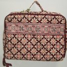 Vera Bradley Little Travel Case Medallion packing cube accessory tech craft baby tote  Retired