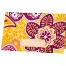 Vera Bradley Card Holder Bali Gold ID credit business card case  NWT Retired