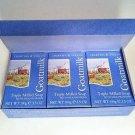 Crabtree Evelyn Goatmilk box/3 Soap 100g 3.5 oz. FS Discontinued original version