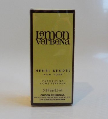 Henri Bendel Lemon Verbena X2 Home Perfume Vaporizing Oil  FS Bath Body Works VHTF  Environmental