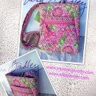 Vera Bradley Hipster Petal Pink crossbody shoulder bag  tote purse    NWT Retired HTF