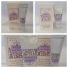 Crabtree Evelyn Hand Therapy Duo classic Lavender  3.4 oz + 1.7 oz cream