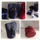 Turkish Airlines First Class Amenity Kits X2 vintage travel belt pouch