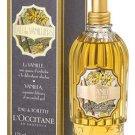 L occitane Vanilla EDT large 4.2 oz. Eau des Vanilliers 125 ml NIB Eau de Toilette fragrance FS