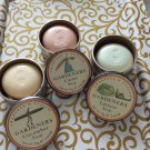 Crabtree Evelyn Gardeners Vegetable Soaps Set/3 in gift tins Exclusive