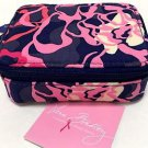 Vera Bradley Travel Pill Case Katalina Pink 7 Day + bonus medication organizer FS