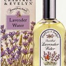 Crabtree Evelyn Lavender Water  cologne spray fragrance FS 3.4 oz 100 ml Disc