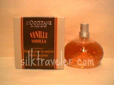 L occitane Vanille Home Perfume spray Exclusive Rare FS 3.4 oz. discontinued Original version