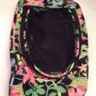 Vera Bradley Shoe Bag in Botanica including golf tennis sport shoes  NWOT Retired HTF