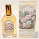 Crabtree Evelyn Damask Rose Cologne fragrance FS  perfume  • Hard-to-Find Retired Disc'd