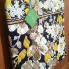 Vera Bradley Tote Dogwood   retired nwt   shopper travel bag