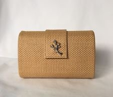 India Hicks Island Living Clutch Crabtree & Evelyn  retired.  [Clutch only] FS