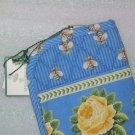 Vera Bradley Curling Iron Cover Bees  -  retired, rare NWT  hot iron flatiron brush cover