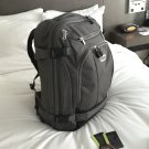 eBags TLS Mother Lode Weekender Convertible Jr Heathered Graphite grey  - used once