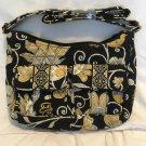 Vera Bradley Libby shoulder bag Yellow Bird small medium crossbody tote Retired