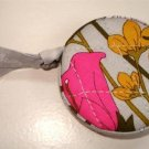 Vera Bradley retractable Tape Measure Ltd Ed retired Tea Garden