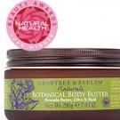 Crabtree Evelyn Body Butter Avocado Olive Basil • FS original disc'd cream Naturals line