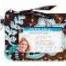 Vera Bradley Zip ID Case Java Blue credit business card pill tech pda  NWT
