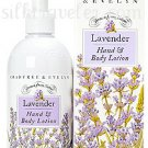 Crabtree Evelyn classic Lavender Hand & Body Lotion large 8.5 oz boxed pump bottle Disc'd original