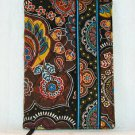 Vera Bradley Paperback Cover Kensington  bookcover journal cover nwt retired     FS