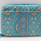 Mini Laptop Case Totally Turq by Vera Bradley hardshell iPad  tablet game aqua blue