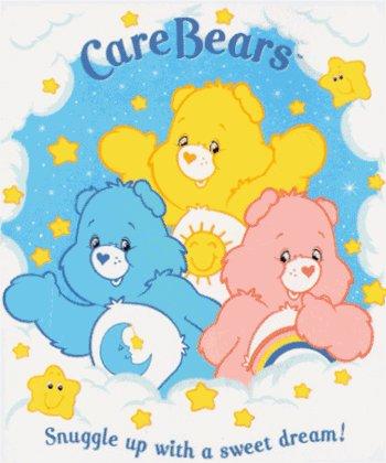 Care Bears Blanket