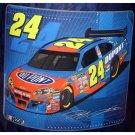 NASCAR Jeff Gordon Fleece Blanket
