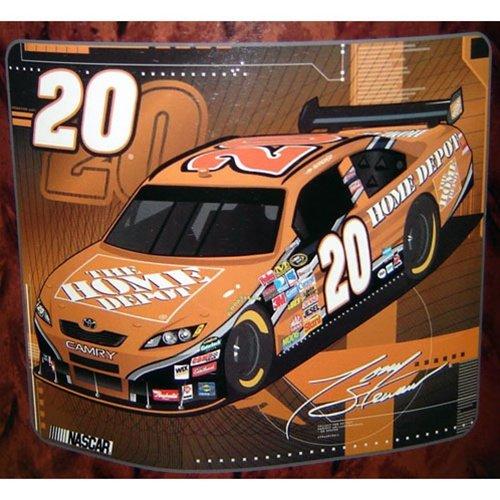 NASCAR Tony Stewart Fleece Blanket