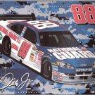 NASCAR Dale Earnhardt Jr #88 National Guard Fleece Blanket