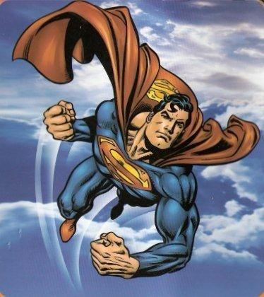 Superman Fleece Blanket