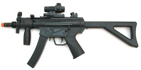 MP5 Machine Gun w/ Laser