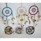 12 Pack Assorted Dream Catchers