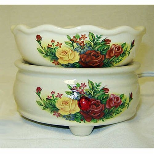 Roses Candle Warmer