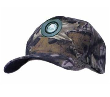 Camouflage BaseBall Cap with Light