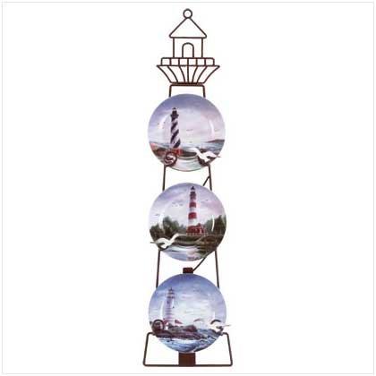 Decorative Lighthouse Plates