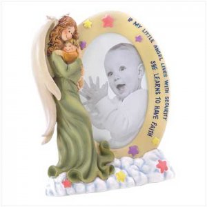 Mother Angel Photo Frame