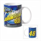 Jimmie Johnson Sublimated Mug