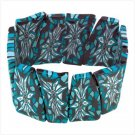 Blue Burst Cuff Bracelet