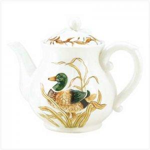 Mallard Teapot