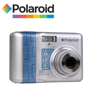 Polaroid i531 digital camera 5.0MP